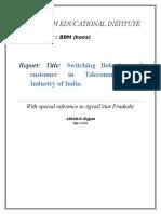Abhishek Rajput 137502 Final Report