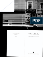 Becoming a Sustainable Creative City Cul