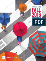 Chronicle Books Fall 2016 Frontlist Catalog