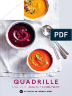 Quadrille Fall 2016 Catalog