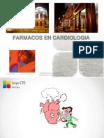 Clase Cardiologia I ( Farmacos )