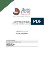 Lab manual SKU3013