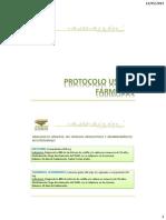 5 Protocolo Uso de Fármacos