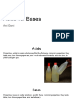 acids vs  bases - ani goni