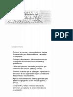 NORMAS PARA LA ELABORACION DE ORGANIGRMAA