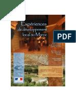 Expériences Dev Local Maroc (1)