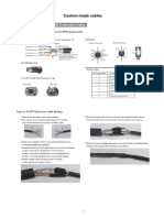 Cable Production Manual