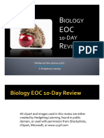 biology eoc slideshow