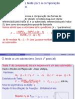 Testes estatísticos e algoritmos sequenciais