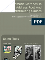 Forck - Systematic Methods to Address Root and Contributing Causes.pptx