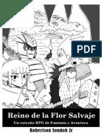 Savage Flower Kingdom V1.1 Spanish Edition