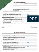 final portfolio - learning outcomes