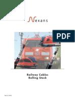 cabos tração Nexans