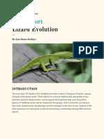 lizardevolution