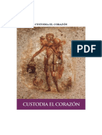 Custodia El Corazon - S.S. Papa Francisco