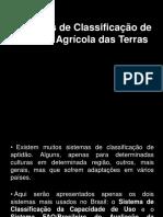 Aula Aptidão Agricola