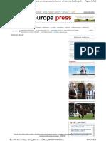 UGT en Contra Del Fracking en Cantabria