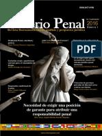 Revista Criterio Penal