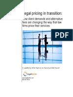 Legal Biz Dev Pricing White Paper x