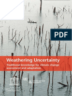 UNU - Weathering Uncertainty - Traditional Knowledge for Climate Change - 2012