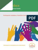Rendicion Social de Cuentas - Lesctura