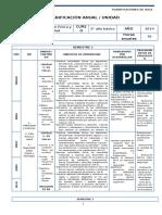 Ed. Fisica Planificacion 5 Basico