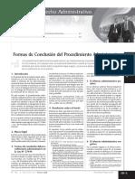 Formas de Conclusion Del p Adm