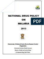 National Drug Policy 2013