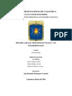 Procesos Fluviales Paper