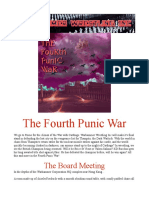 WWI Fourth Punic War
