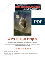 WWI Rise of Empire