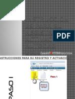 Aquí paso 3 y 4  INSTRUCCIONES PARA SU REGISTRO Y ACTIVACIÓN.pptx