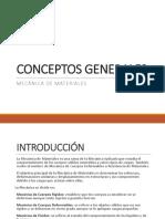 Conceptos MCD