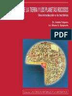 Libro Tectónica de Placas Folguera-spagnuolo 2010