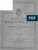 193x - Ghidul Municipiul Bucuresti - Ghid - Harta