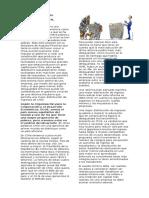Columna de Opinión  desiguldad social