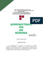 ADMINISTRACION DE NOMINA.docx