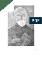Portret al Părintelui Dumitru Stăniloae - de Horea Paştina