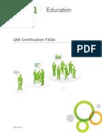 QV11 Certification Program FAQs V11