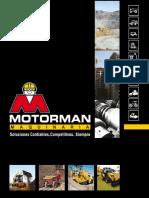 Catálogo Motorman 2013