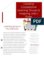 cooperative learnin groups
