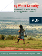 Achieving Water Security_2013