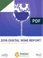 Digital Wine Report Release