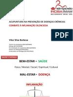 09 Acupuntura Na Prevenção de Doenças Crônicas - Prof. Vítor Barbosa