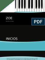 Diapositivas Zoe