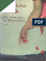 Charlotte Link - Les 3 Vies de Margareta.epub
