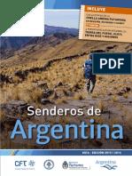 Guía de Senderos de Argentina 2015-2016