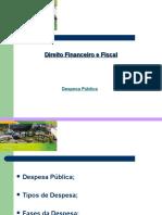 Despesa Pública