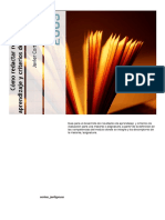 J. Cortés - Redactar Resultado de Aprendizaje y Criterios de Evaluación