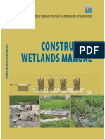 UN HABITAT 2008 Constructed Wetlands Manual
